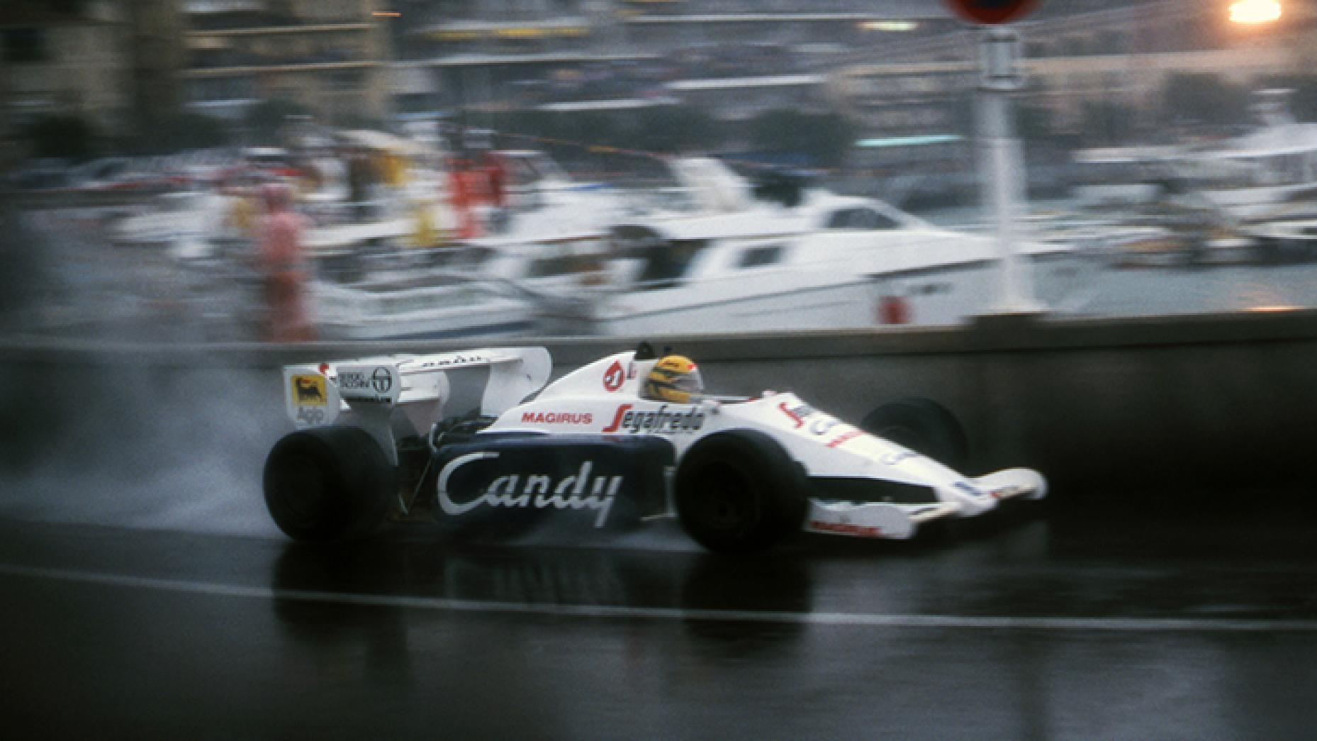 Ayrton Senna Grand Prix van Monaco (1984)