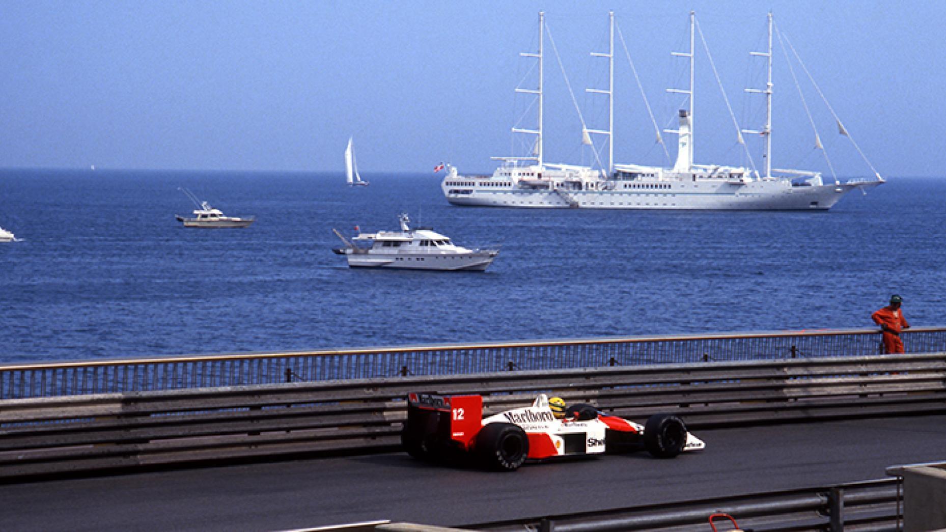 Ayrton Senna Grand Prix van Monaco (1988)