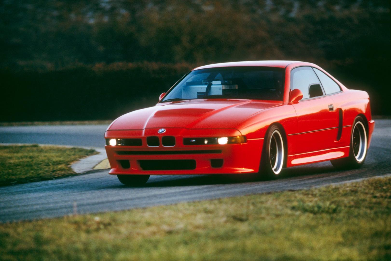 BMW M8 (1990)