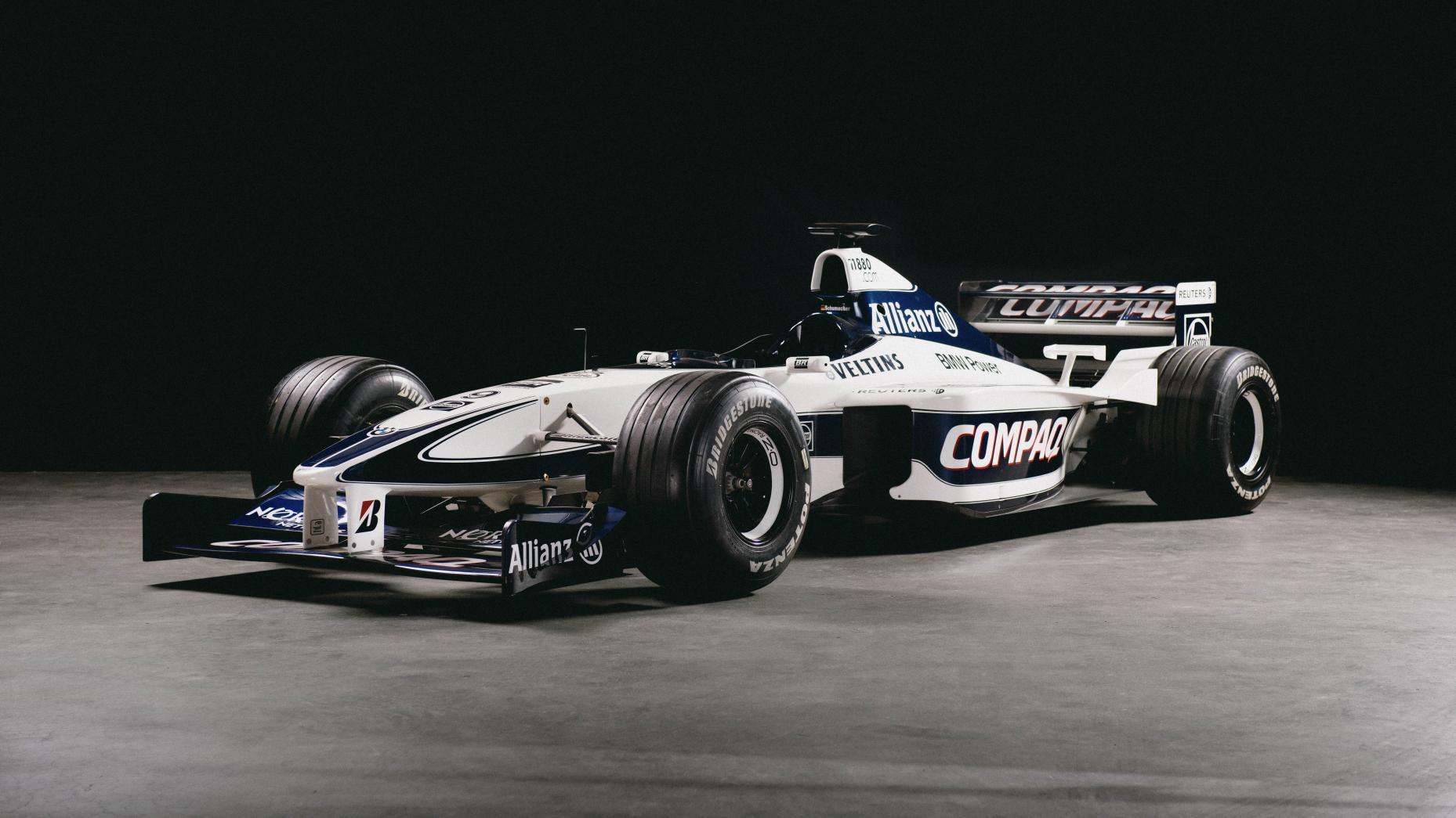 2000 BMW Williams FW22 Formula 1