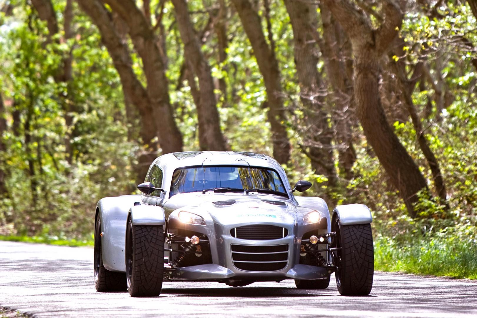 Donkervoort D8 GT (2007)