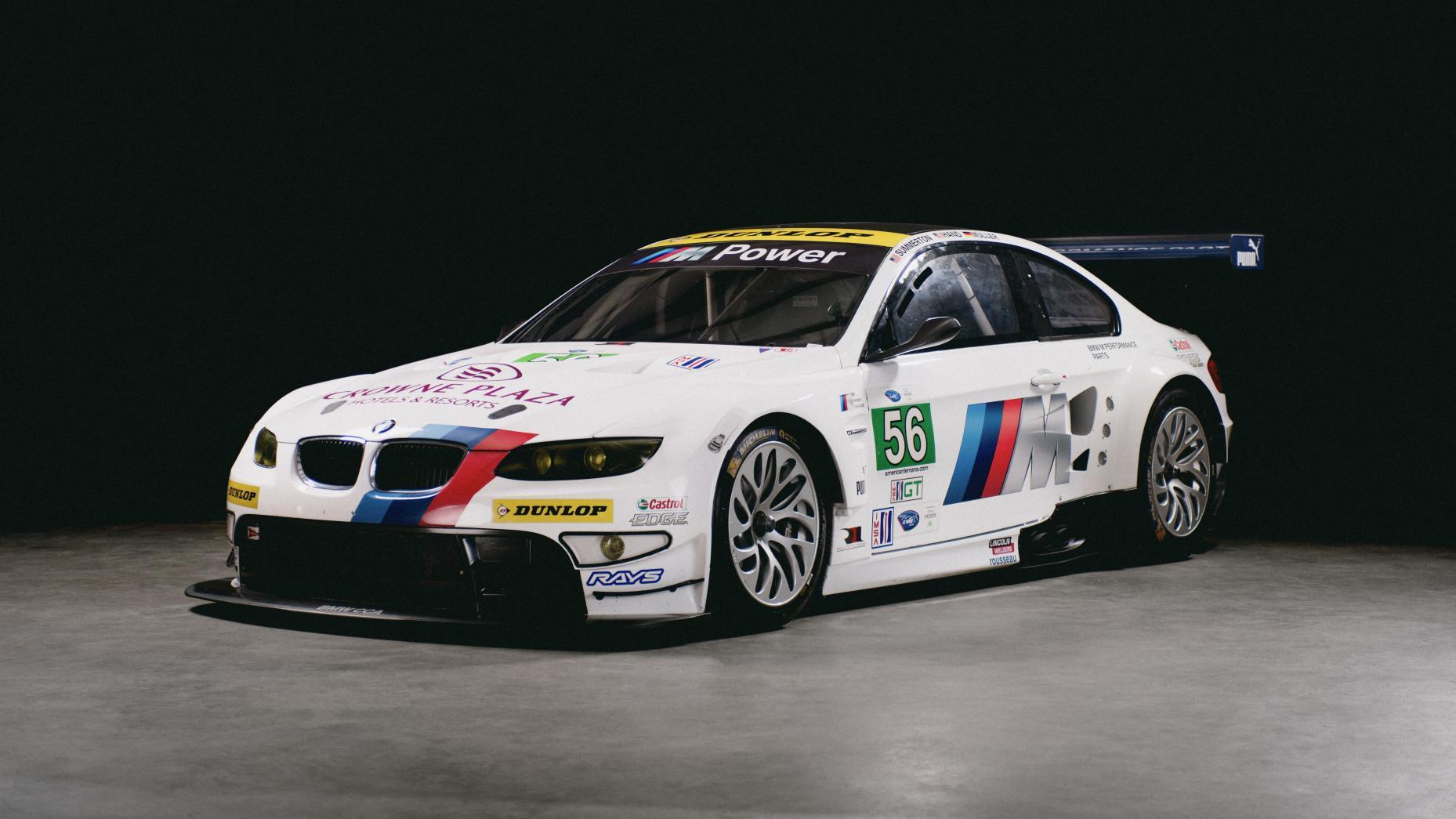2011 BMW M3 GT IMSA Champion