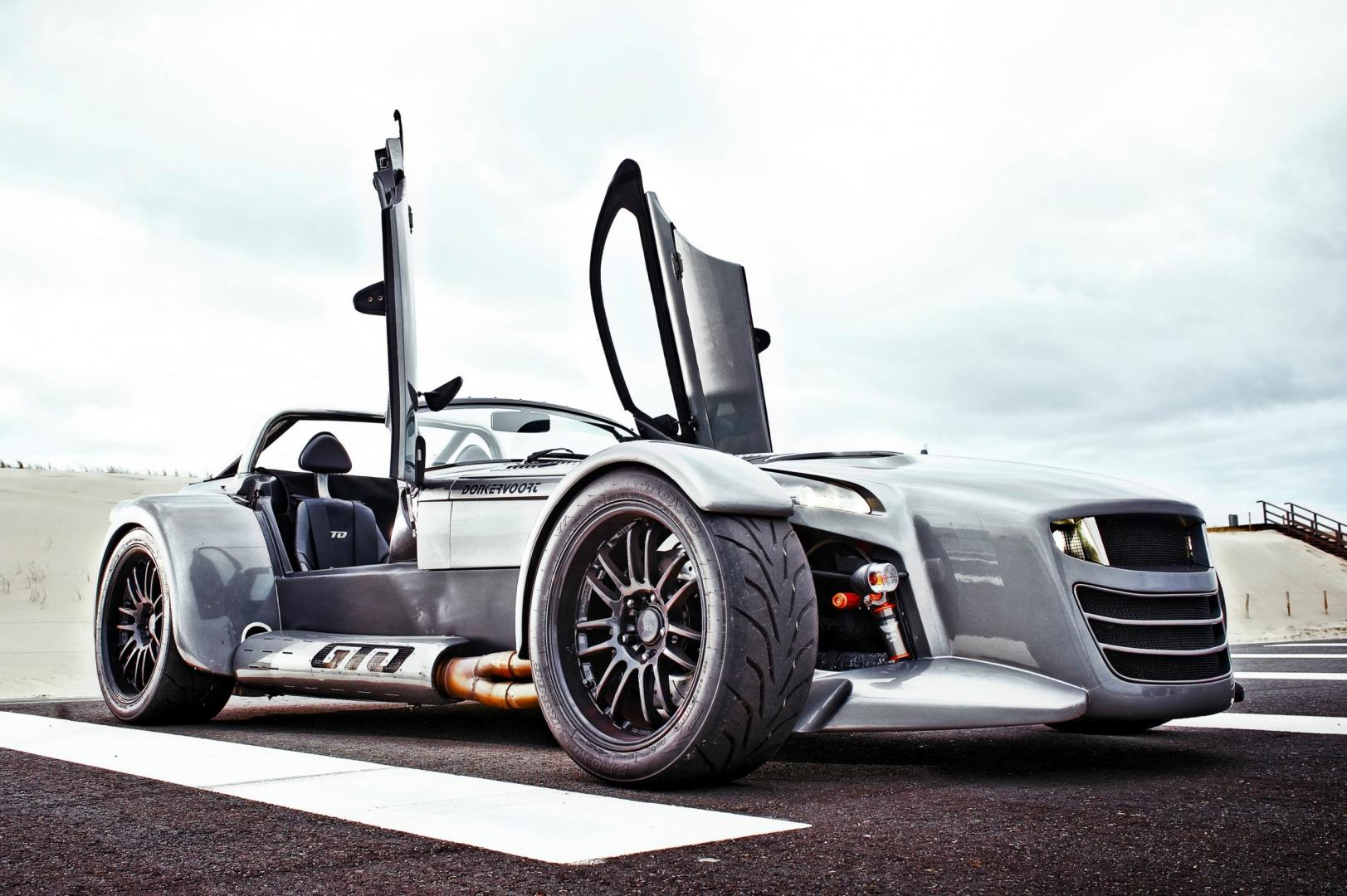Donkervoort D8 GTO (2012)