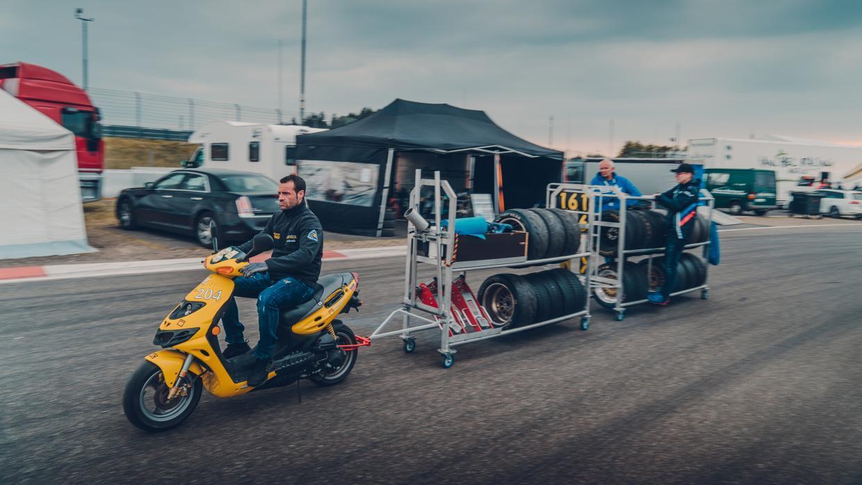 klassieke racers op de NürburgringKlassiekers op de Nürburgring