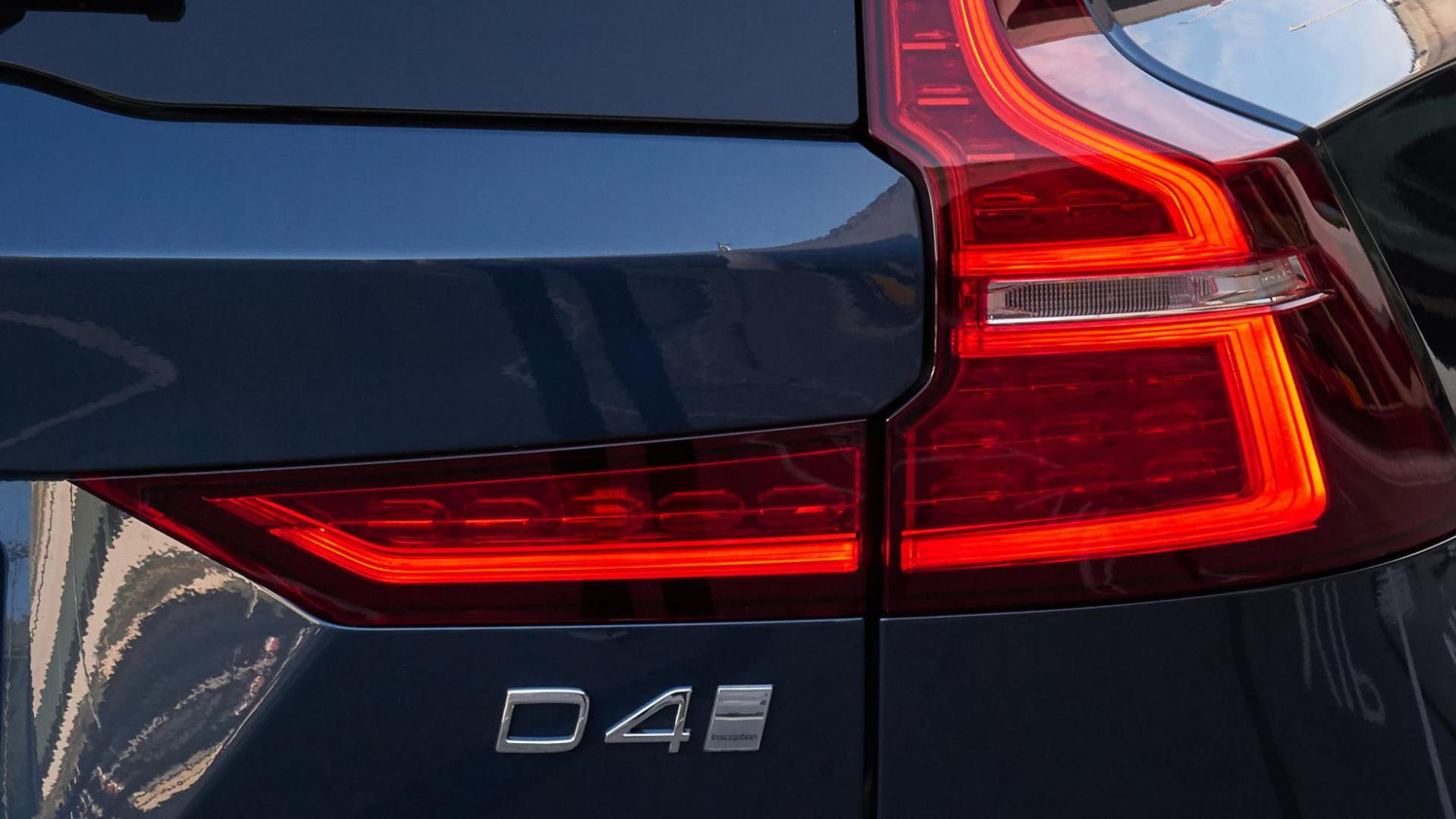 Volvo V60 achterlicht