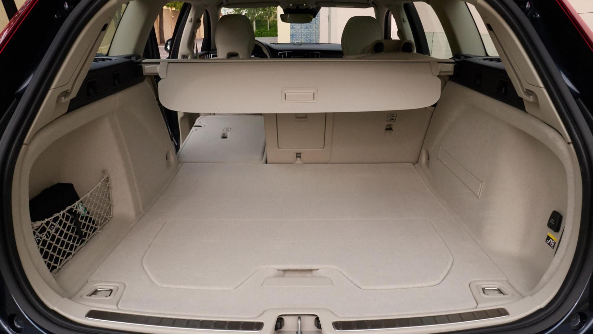 Volvo V60 interieur 5