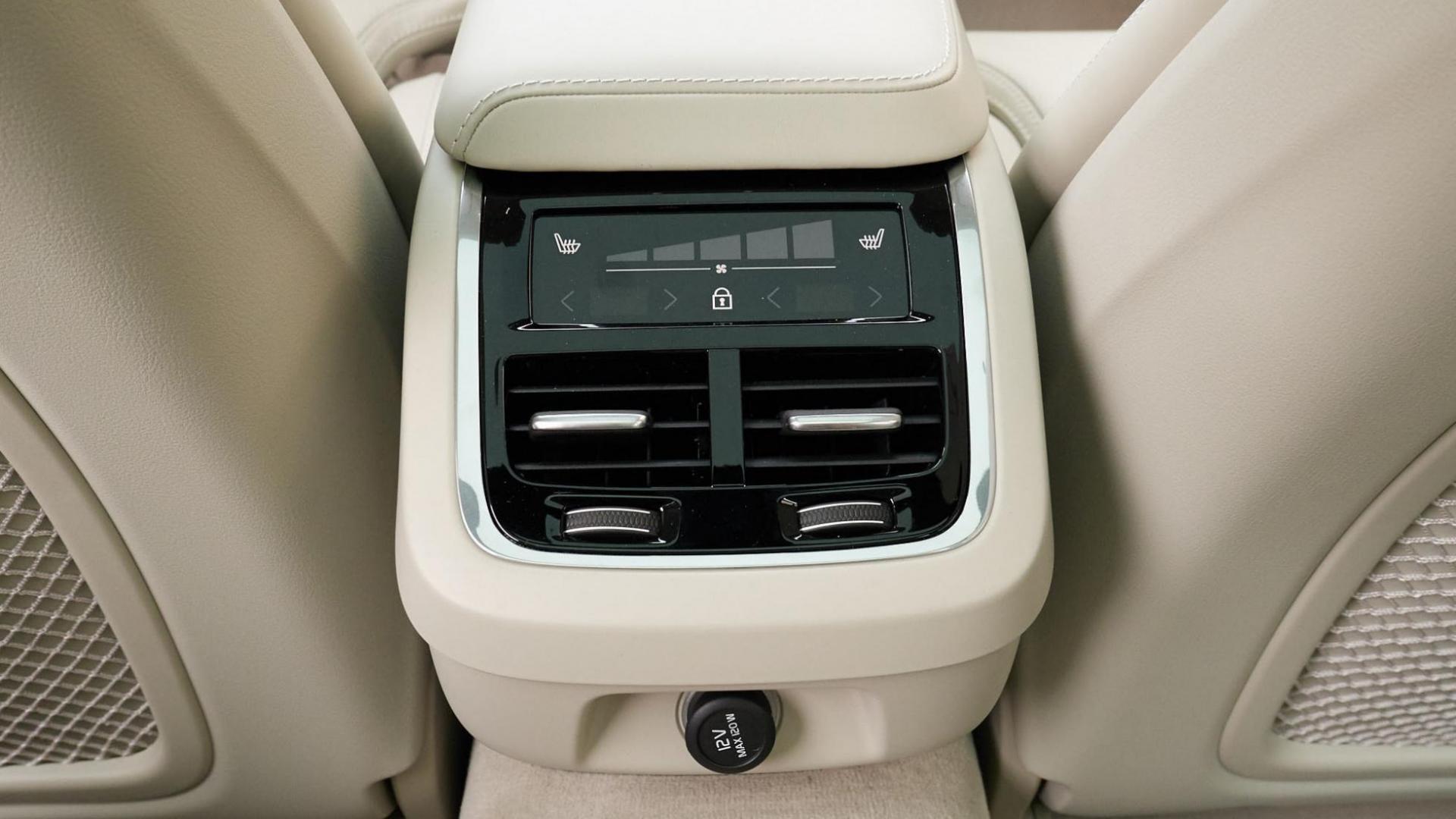 Volvo V60 interieur 7
