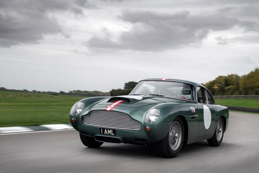 Aston Martin DB4 GT (prolongatie)