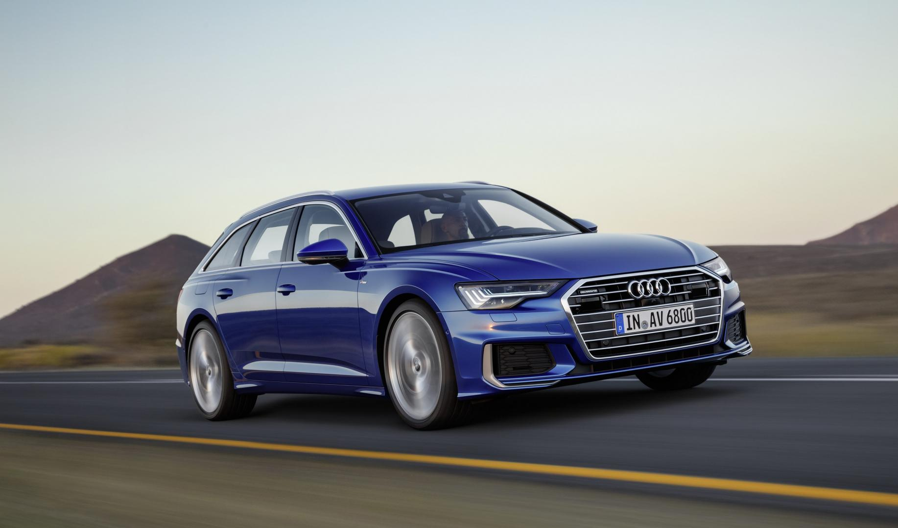 Audi S6 A6 Avant S-line