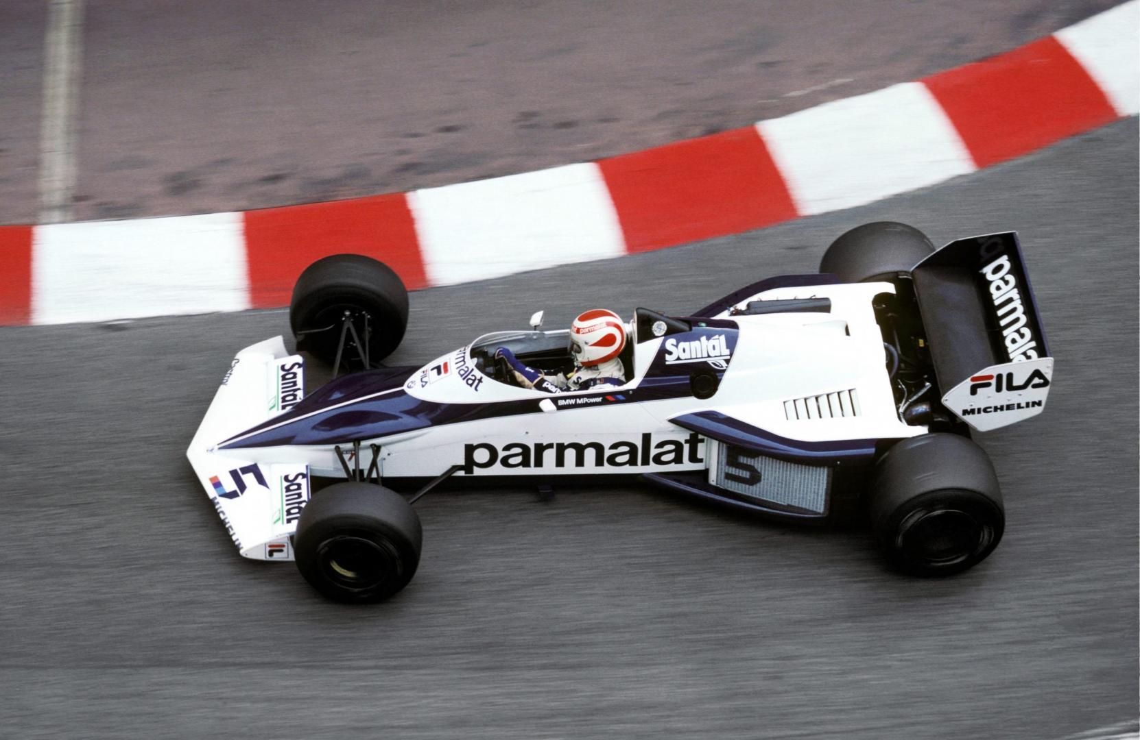 Brabham BT52 Nelson Piquet (1982)