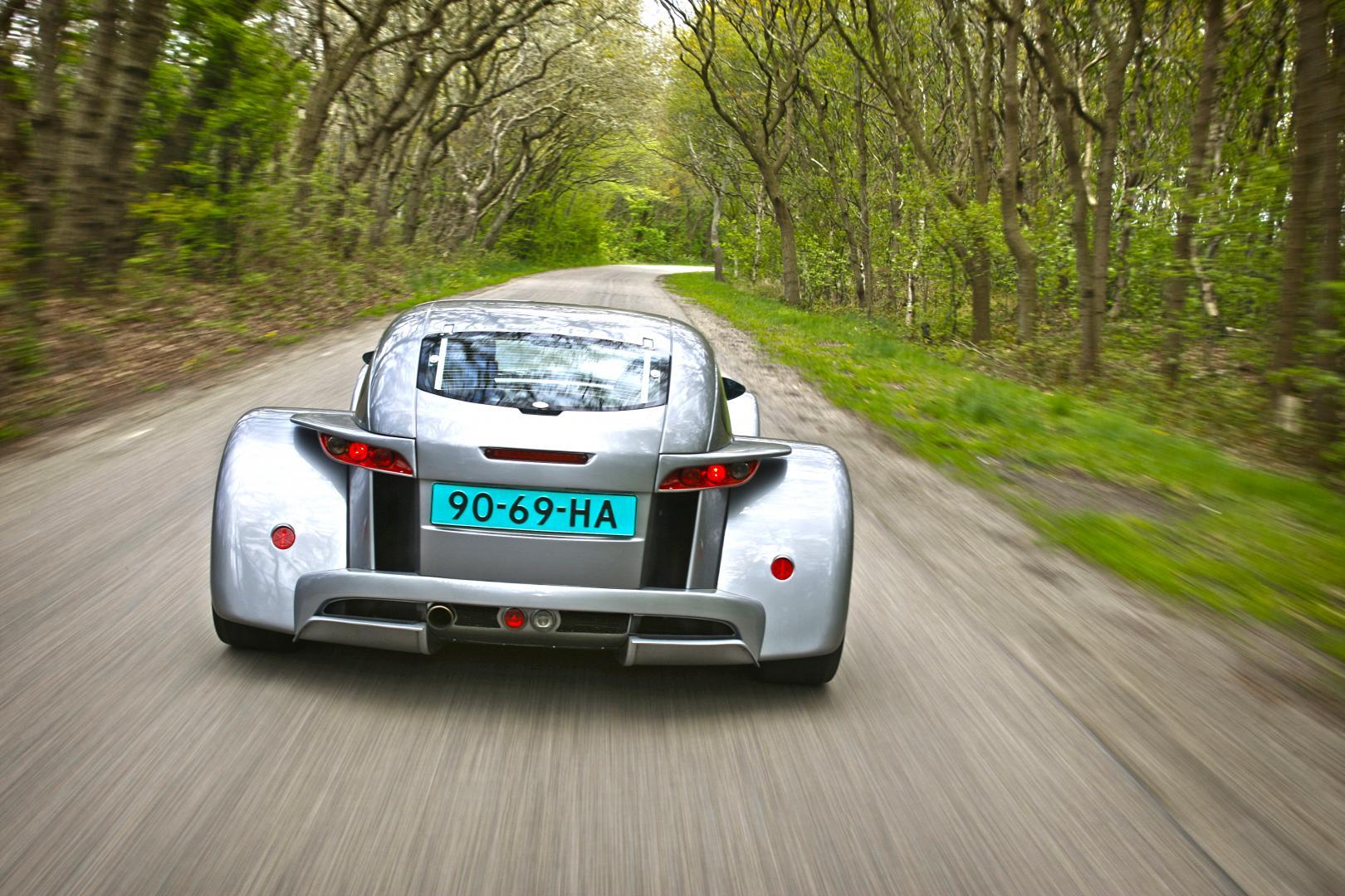 Donkervoort D8 GT 4