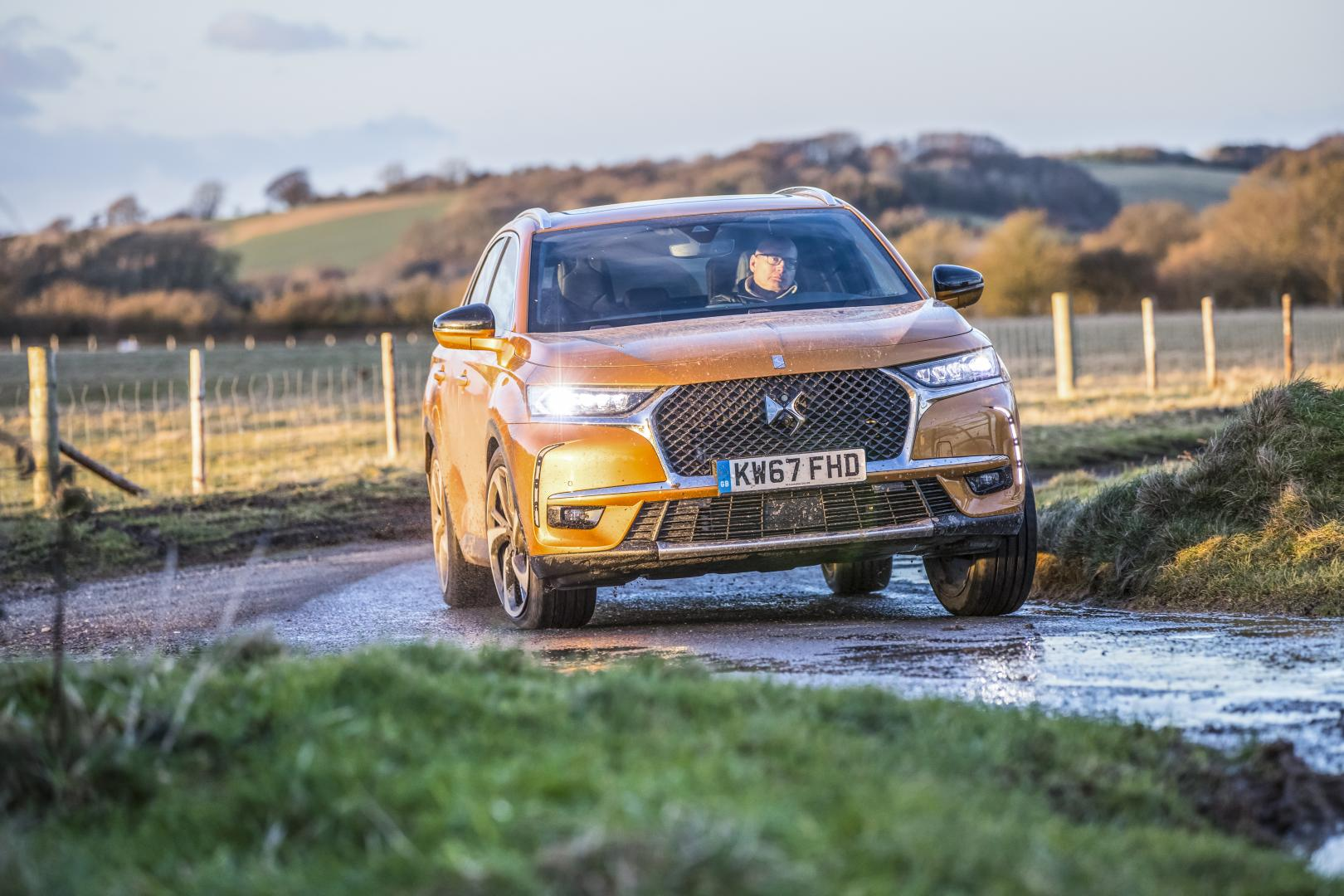 DS 7 Crossback (2018)