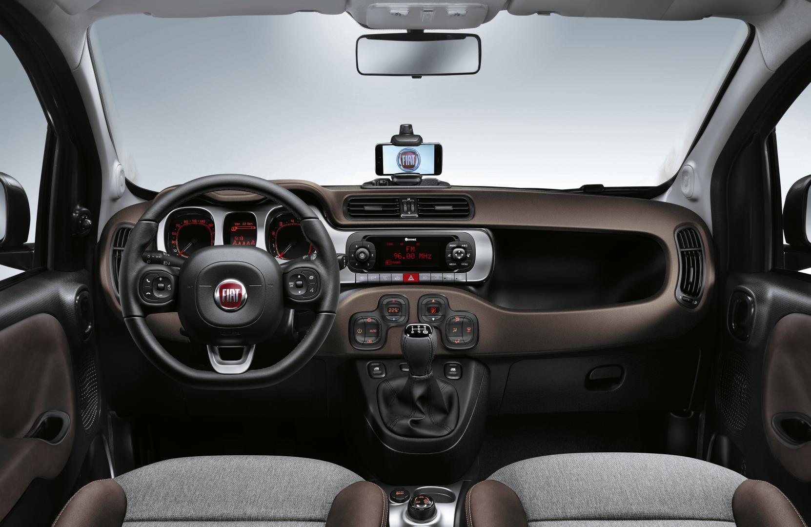 Fiat Panda Cross TwinAir Turbo 80 (2018)