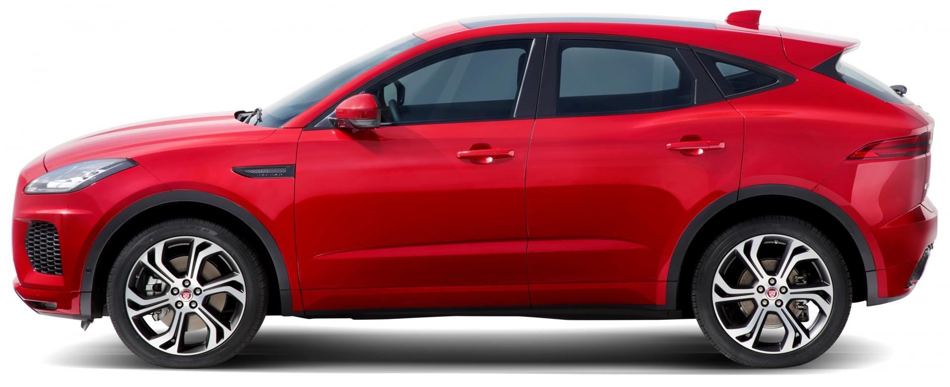 Jaguar E-Pace D180 SE AWD (2018)