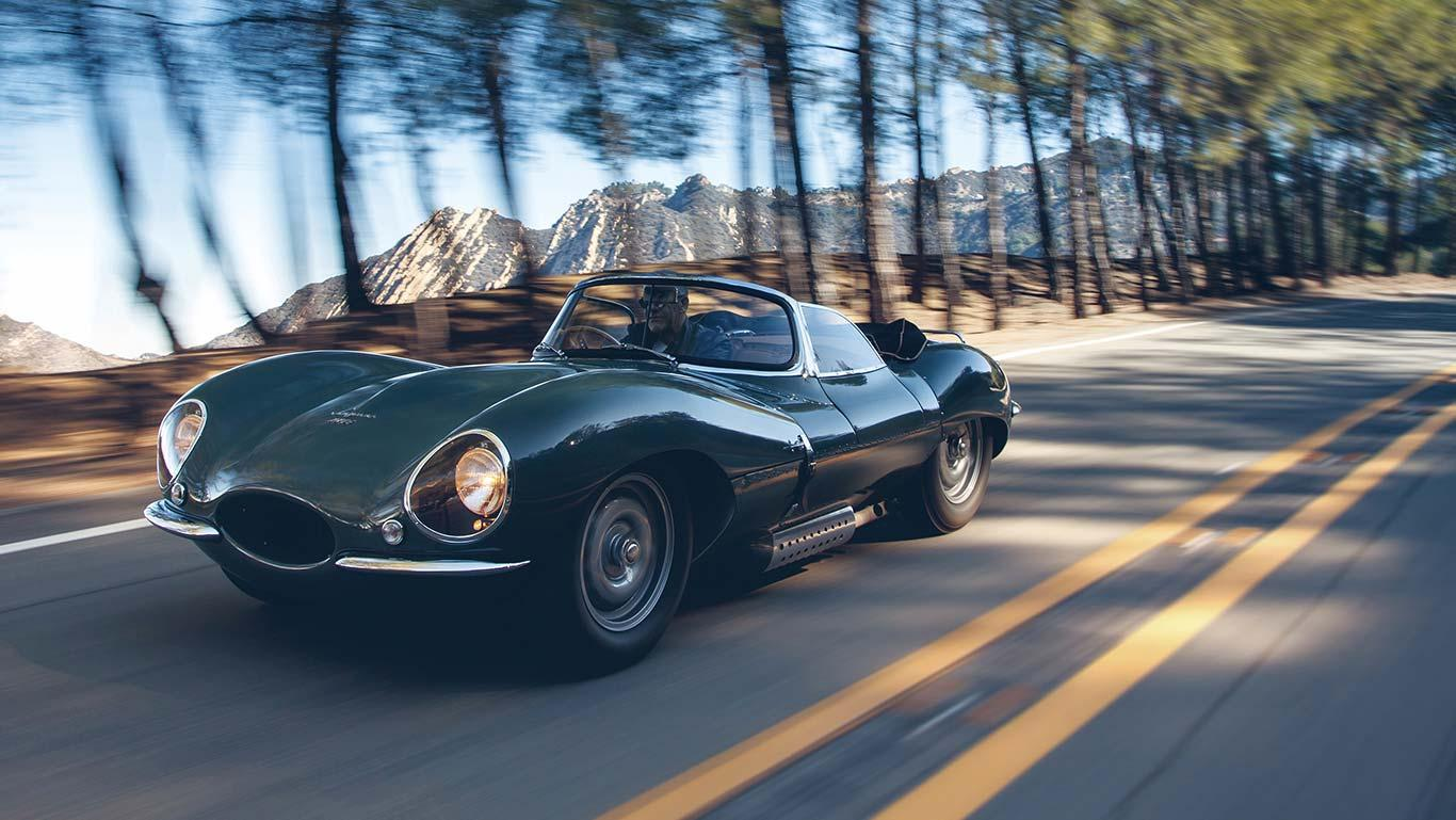 Jaguar XKSS (prolongatie)