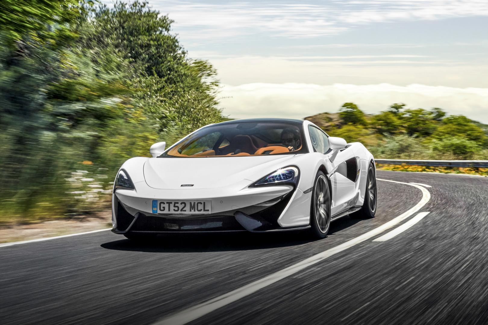 McLaren 570GT Sport Pack (2018)