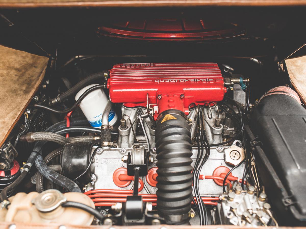 3.0 V8 Ferrari Sbarro Super Eight