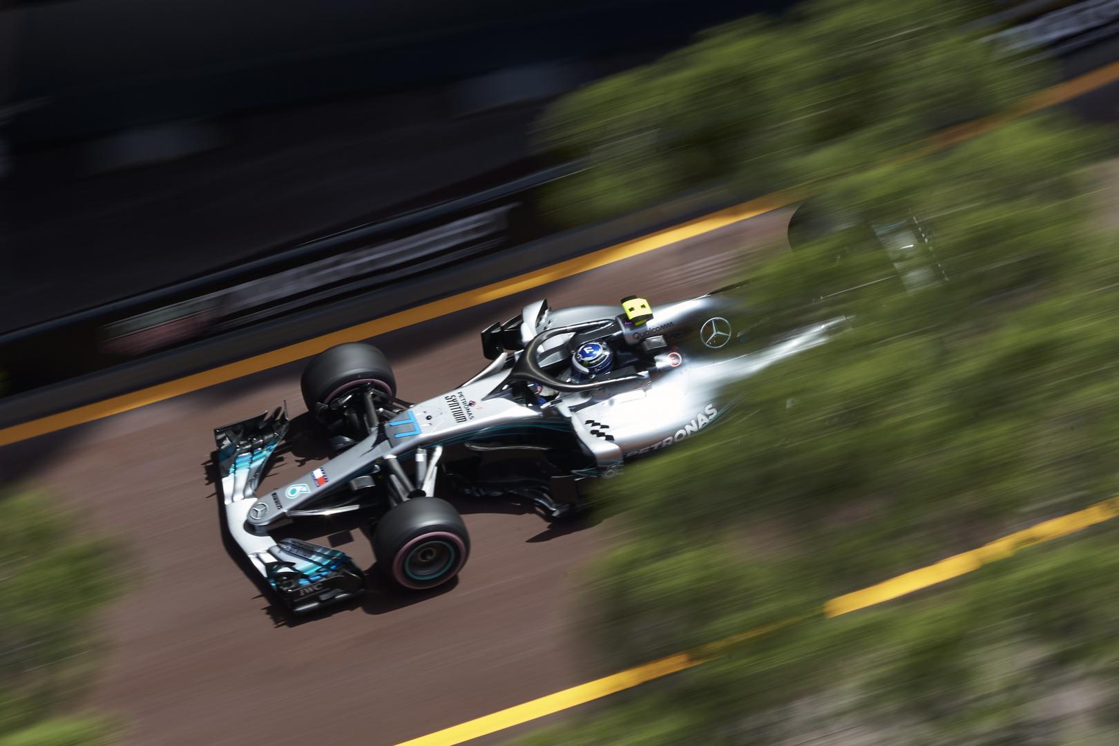 Uitslag van de GP van Monaco 2018