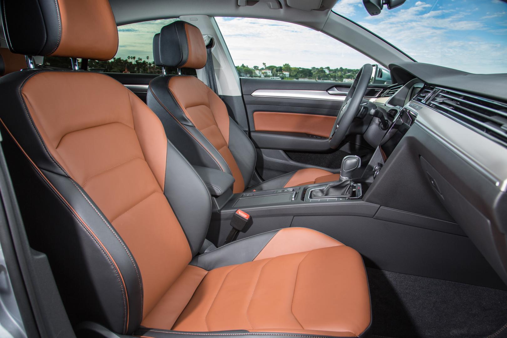 Volkswagen Arteon 1.5 TSI Elegance Business interieur