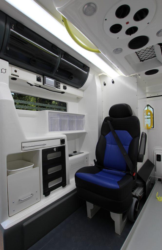 Volkswagen Amarok Ambulance tamlans