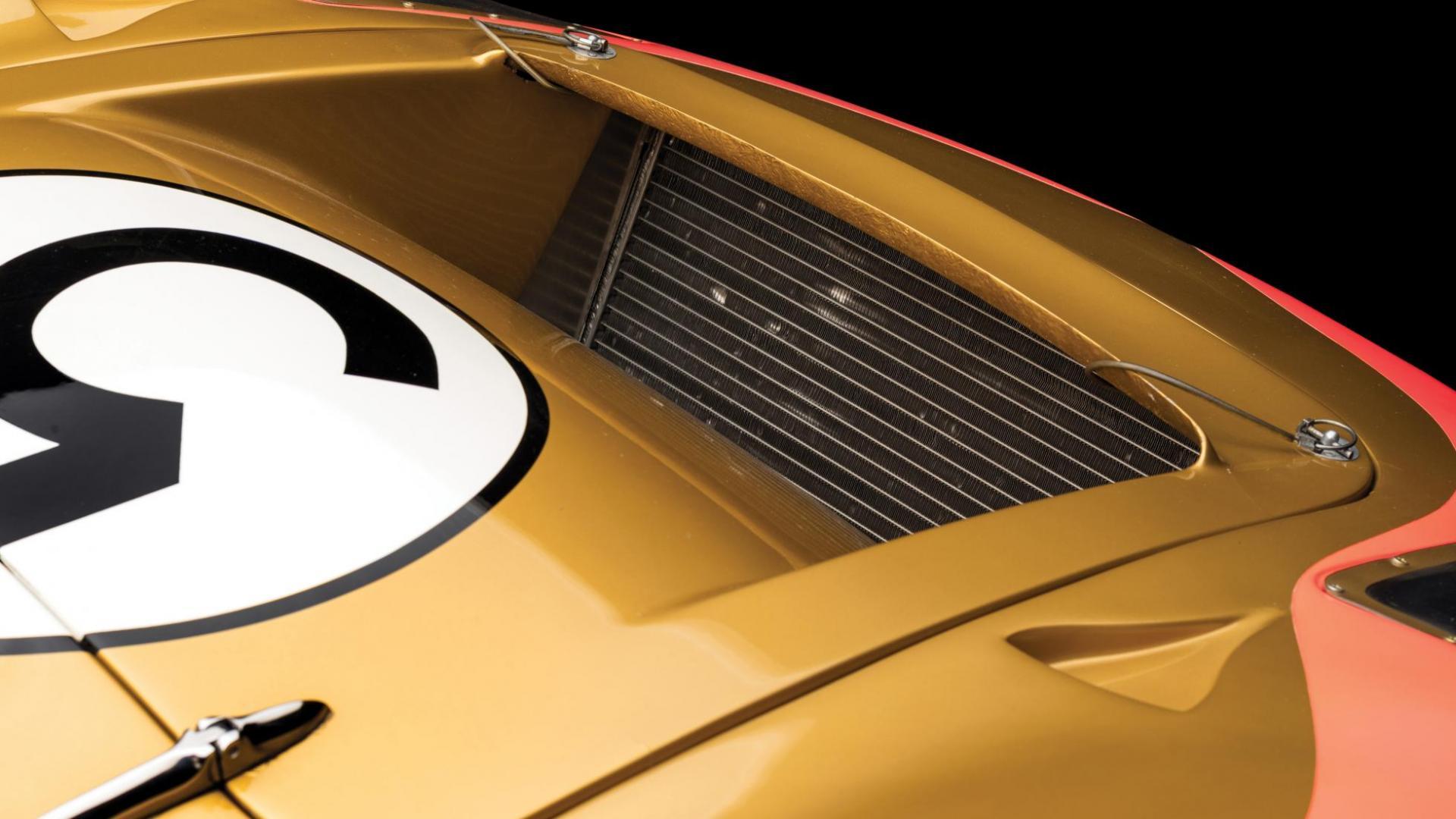 Le Mans-winnende Ford GT40 te koop