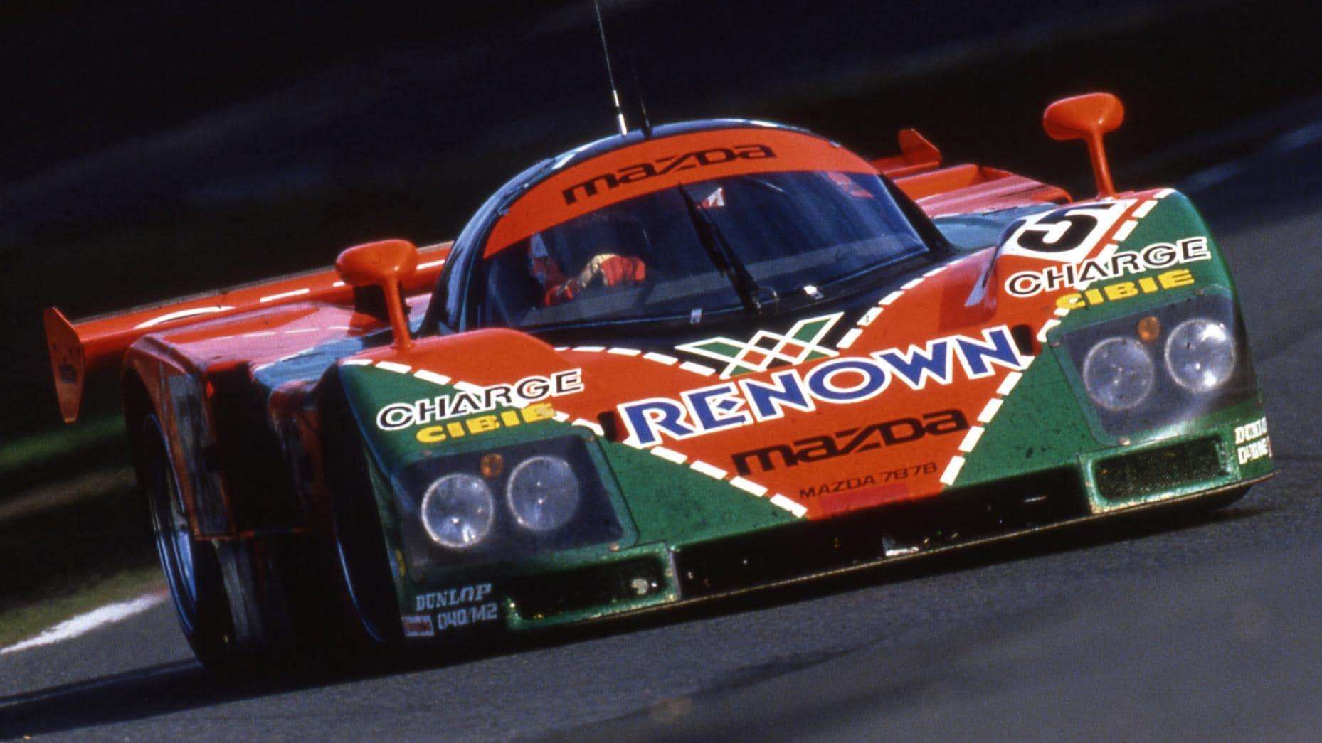 Mazda 787B (Le Mans 1991)