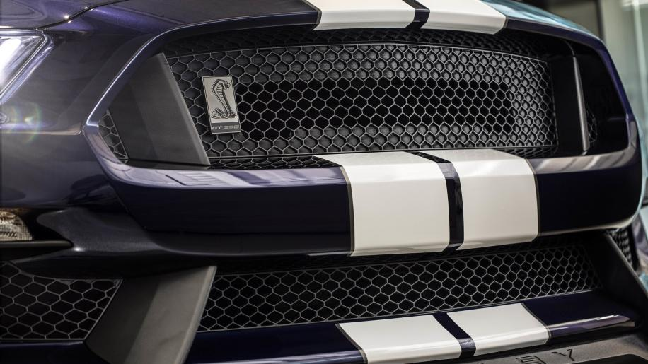 Ford Mustang Shelby GT350 voorbumper (2019)
