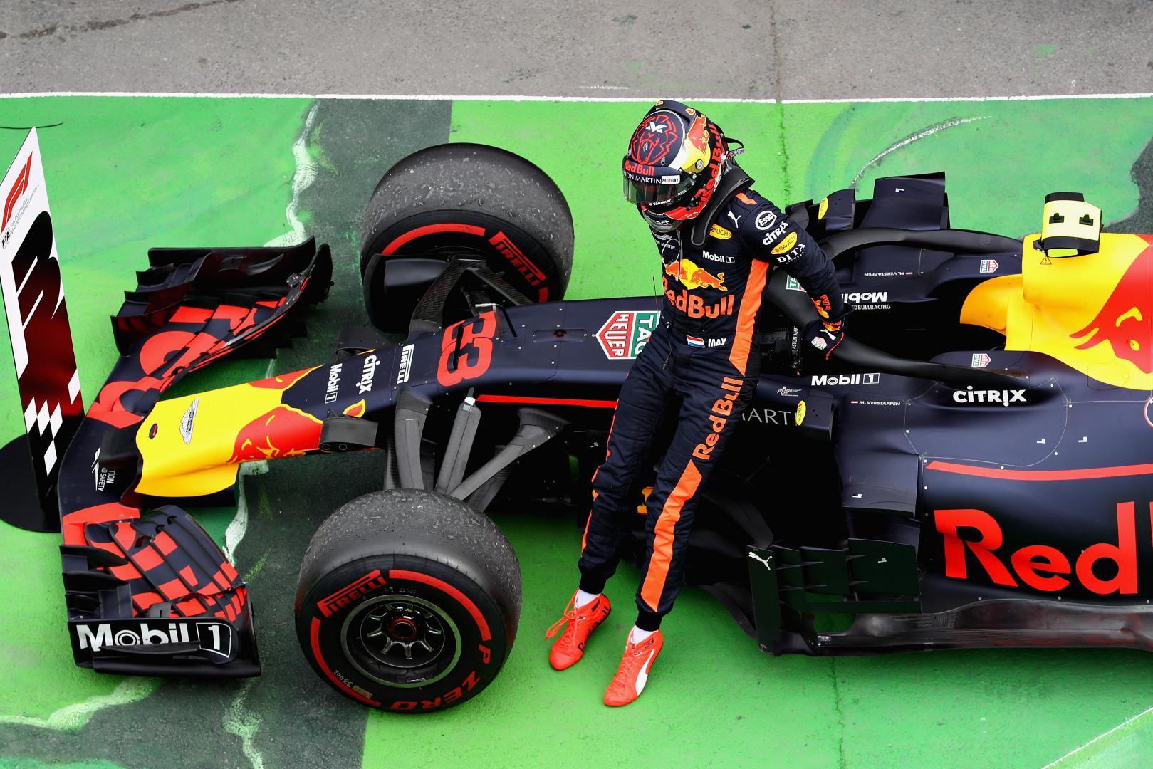 Red Bull Krijgt Honda Motoren In 2019 Formule 1 Topgear Nl