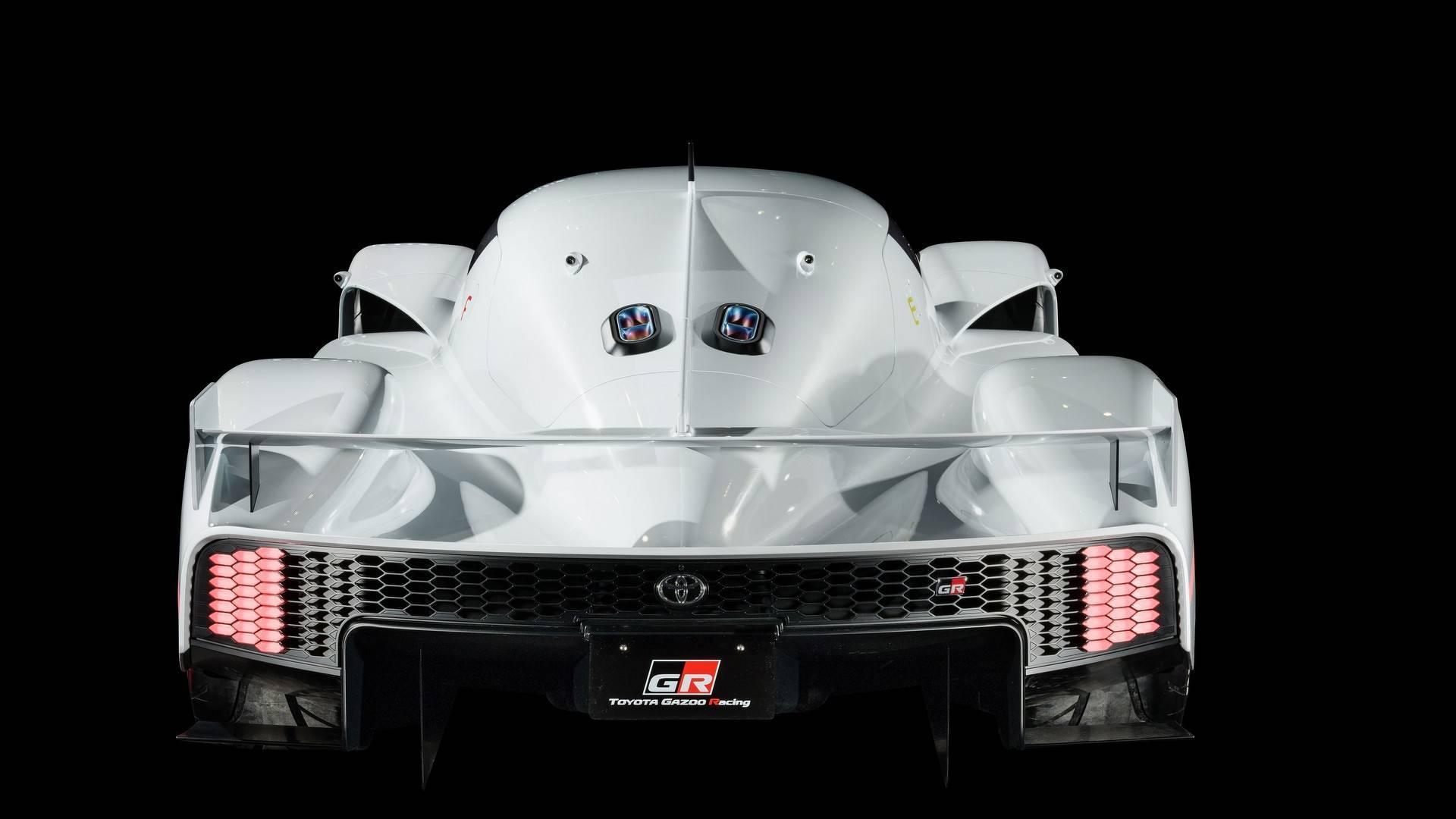 hypercars in de 24 uur van Le Mans