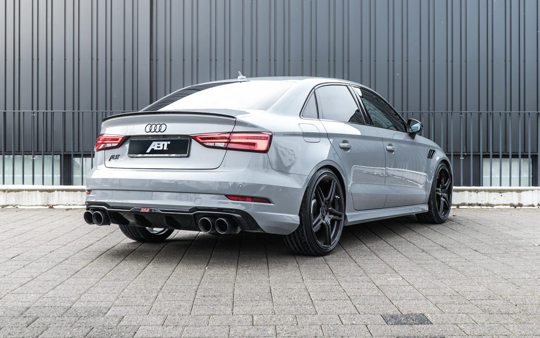 Audi RS 3 'Abt Power R' doet 500 pk - TopGear Nederland