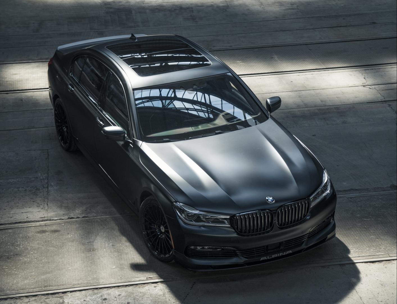 Alpina B7 Exclusive Edition