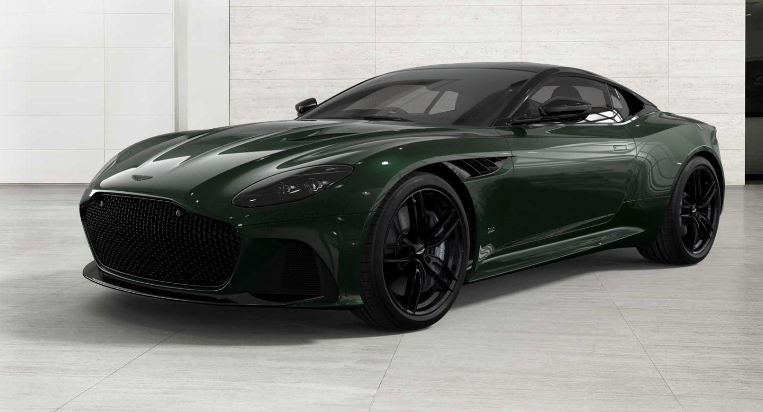 aston martin dbs superleggera configurator nu online topgear. Black Bedroom Furniture Sets. Home Design Ideas
