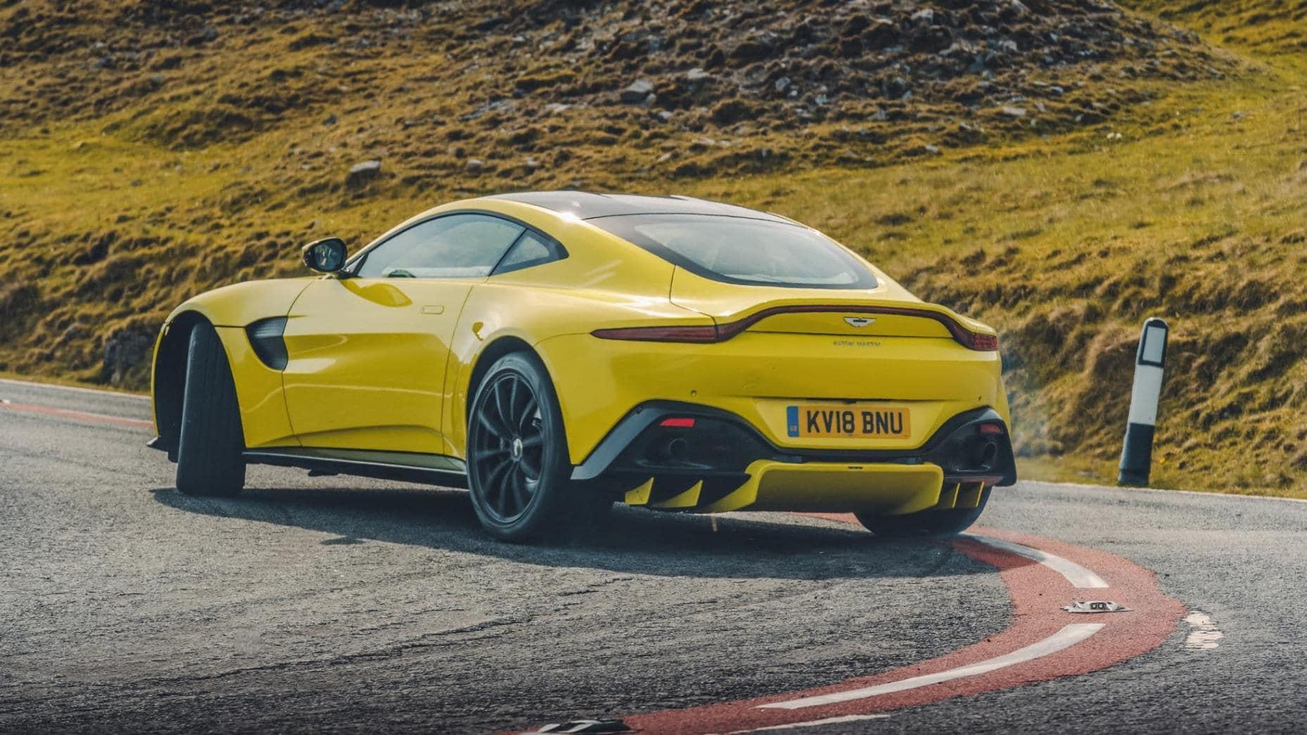 Aston Martin Vantage (2018)