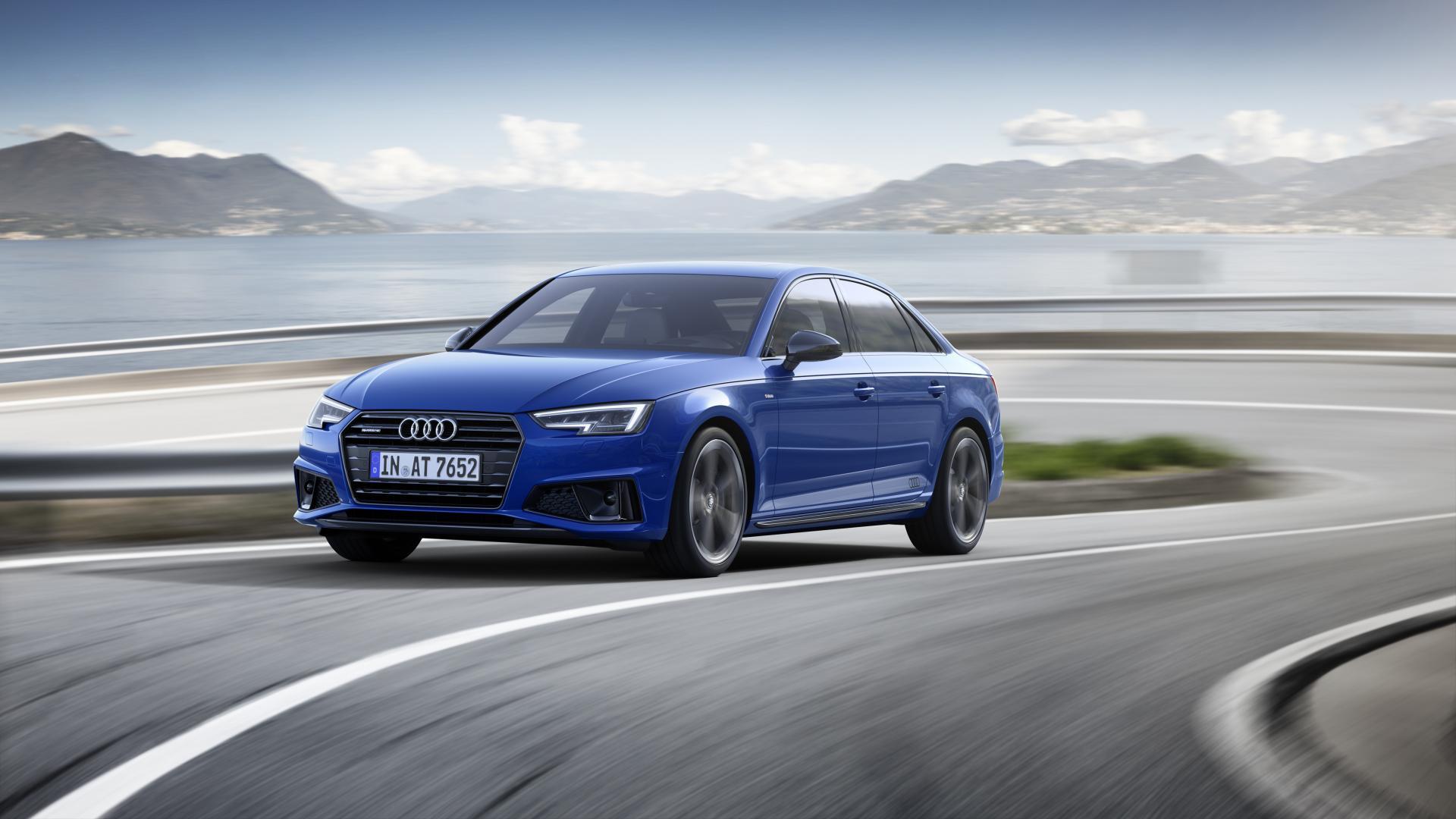 Audi A4 Sedan 2018