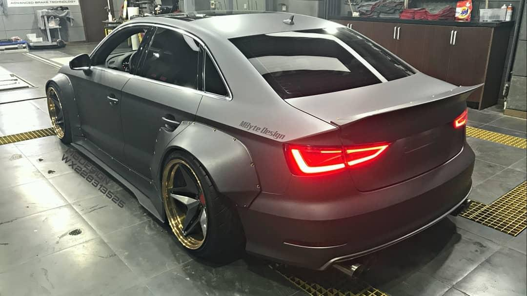 Audi RS 3 Widebody