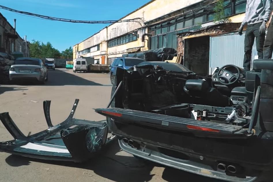 AcademaG BMW X5 (2018)