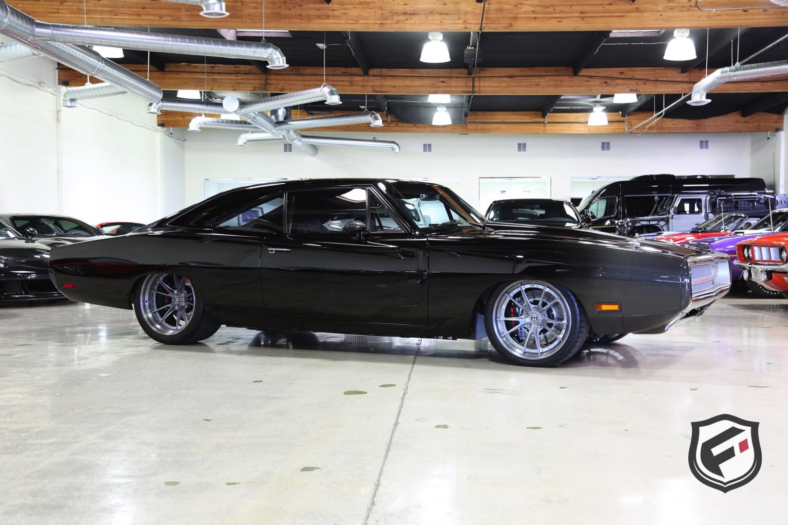 Dodge Charger 'Tantrum' fate of the furious