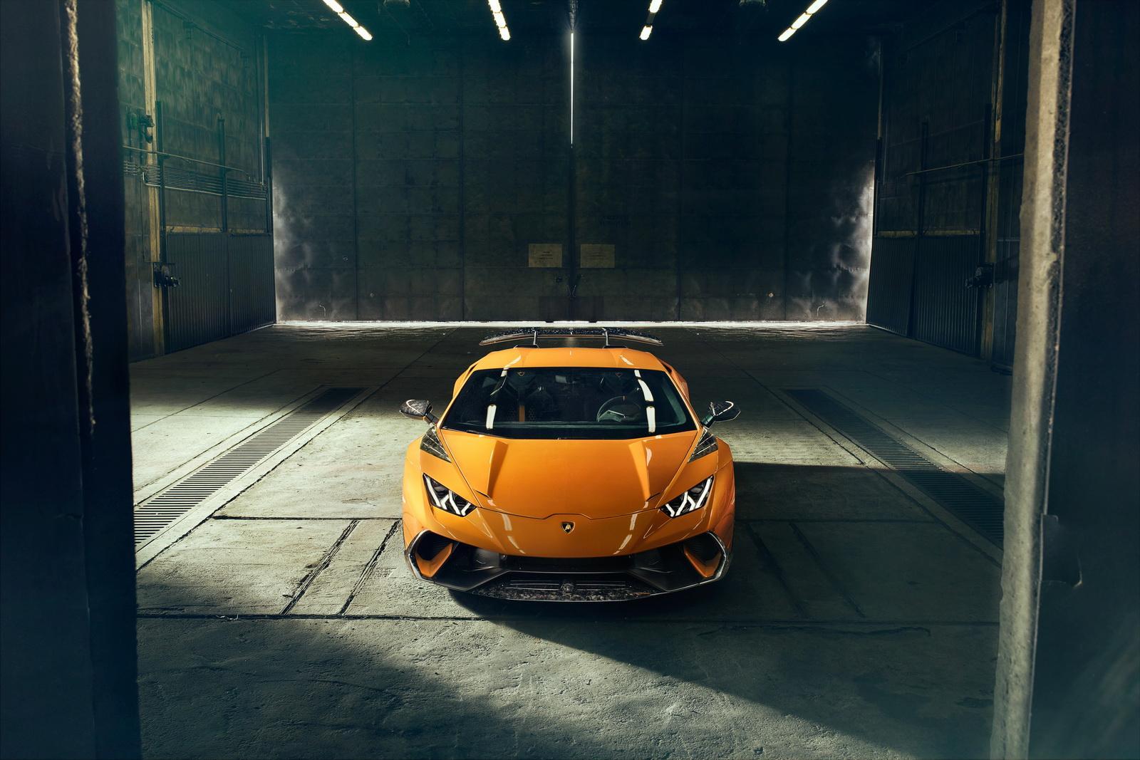 Novitec Lamborghini Huracán Performante
