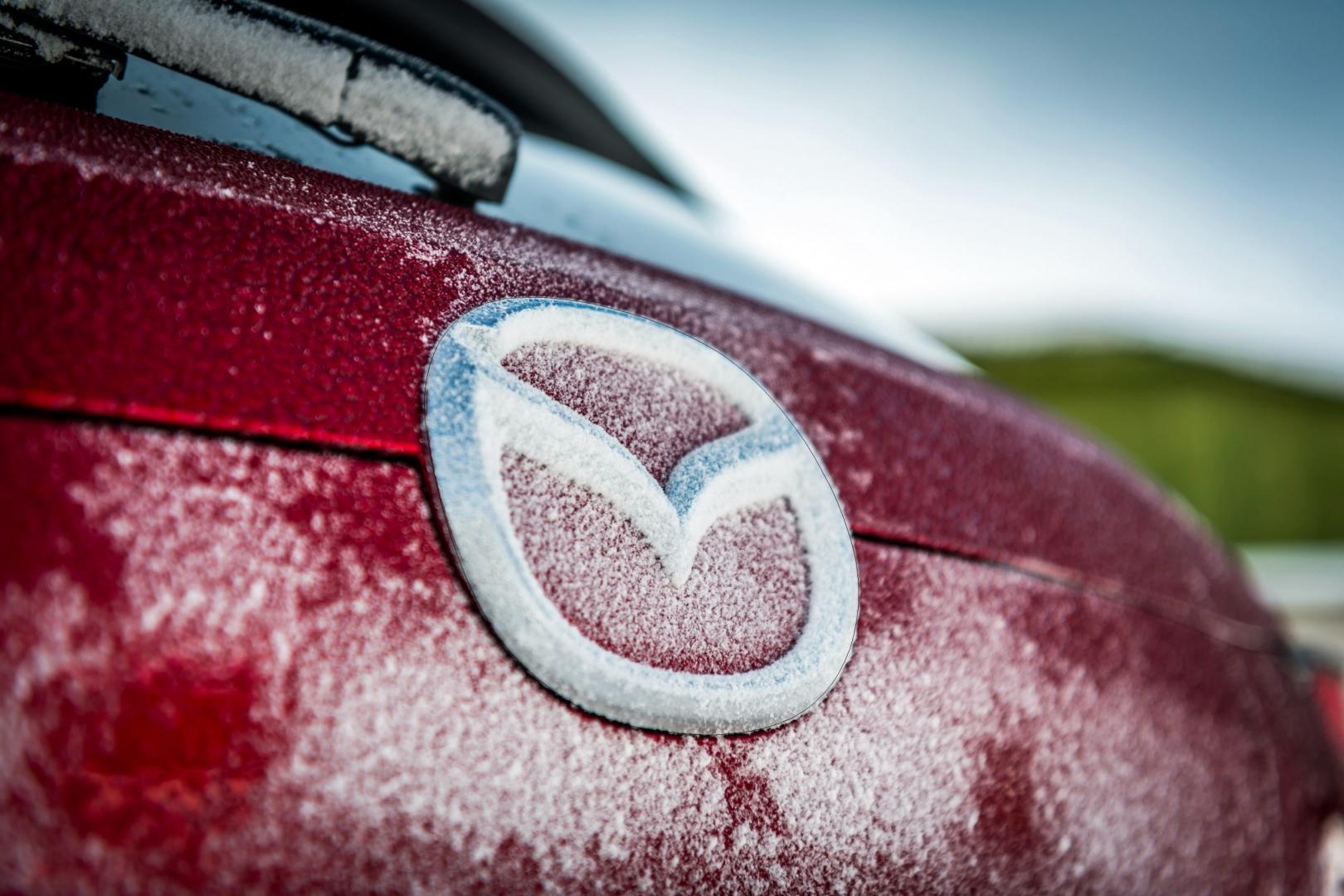 Baikalmeer: Mazda CX-5 logo (2018)