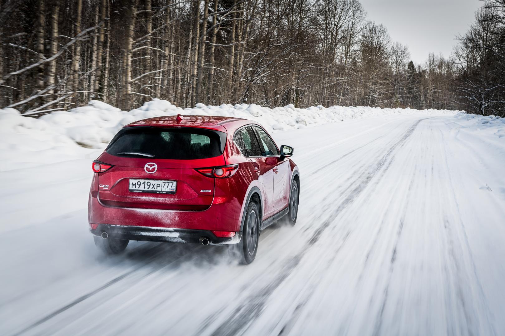 Baikalmeer: Mazda CX-5 (2018)
