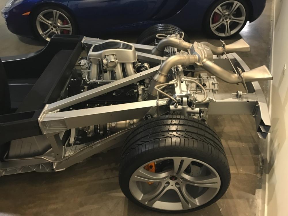 McLaren 12C Chassis