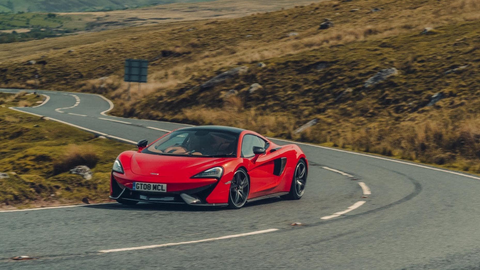McLaren 570GT (2018)