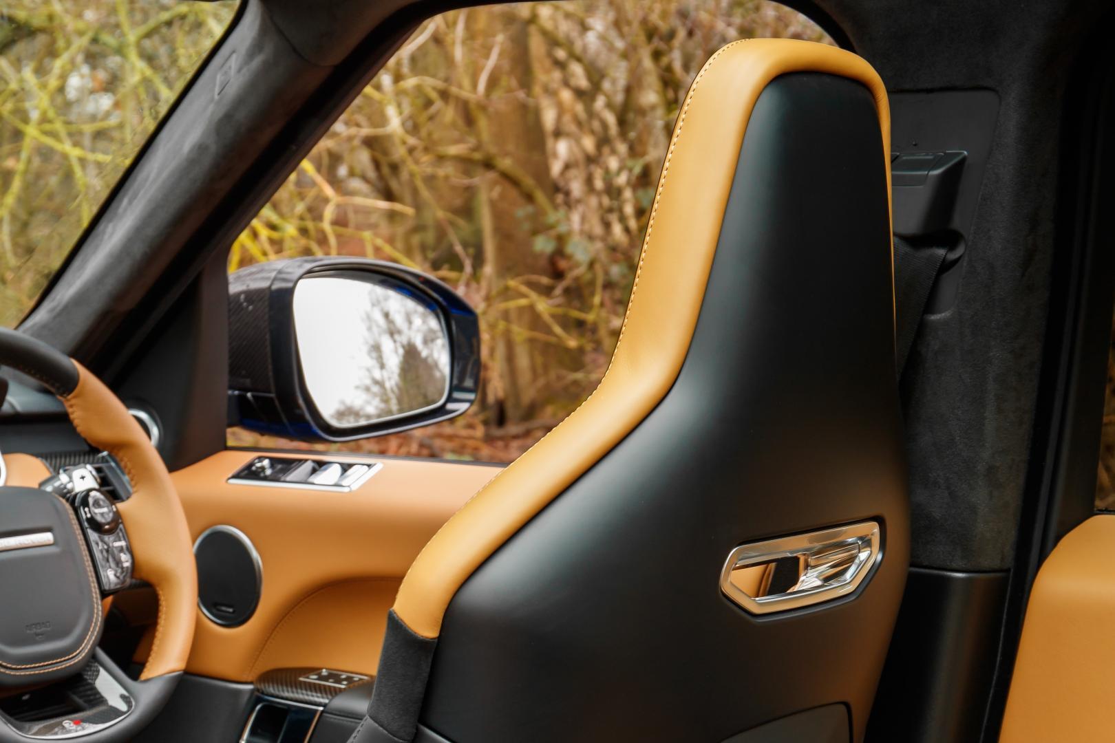 Range Rover Sport SVR stoel (2018)