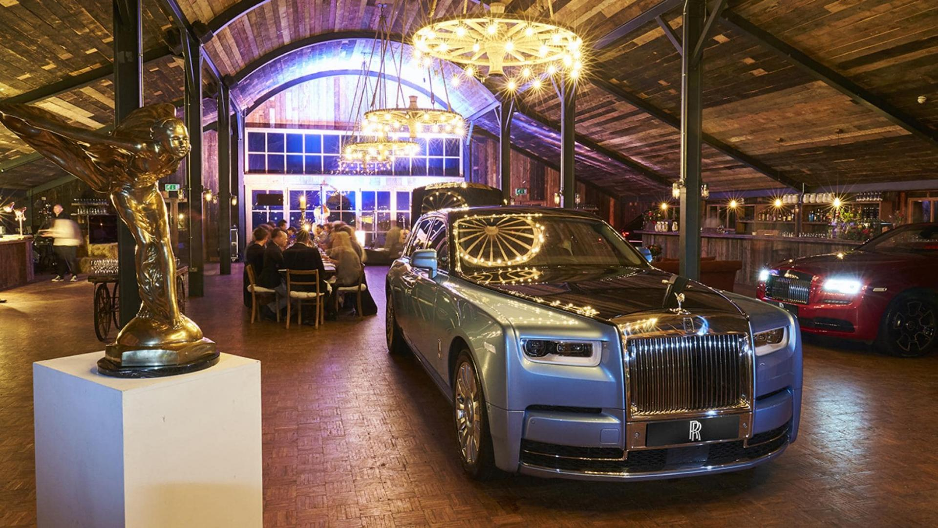 Cars and Cognac (Rolls-Royce Phantom)