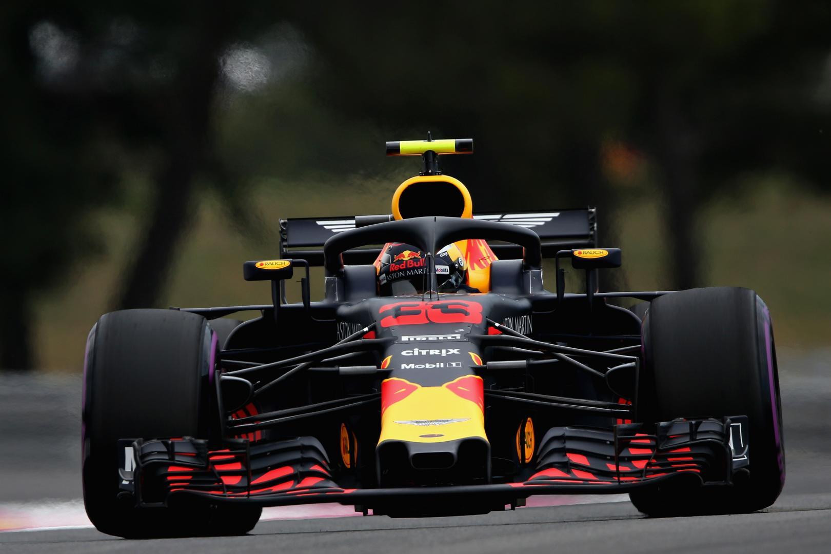 Uitslag van de GP van Frankrijk 2018