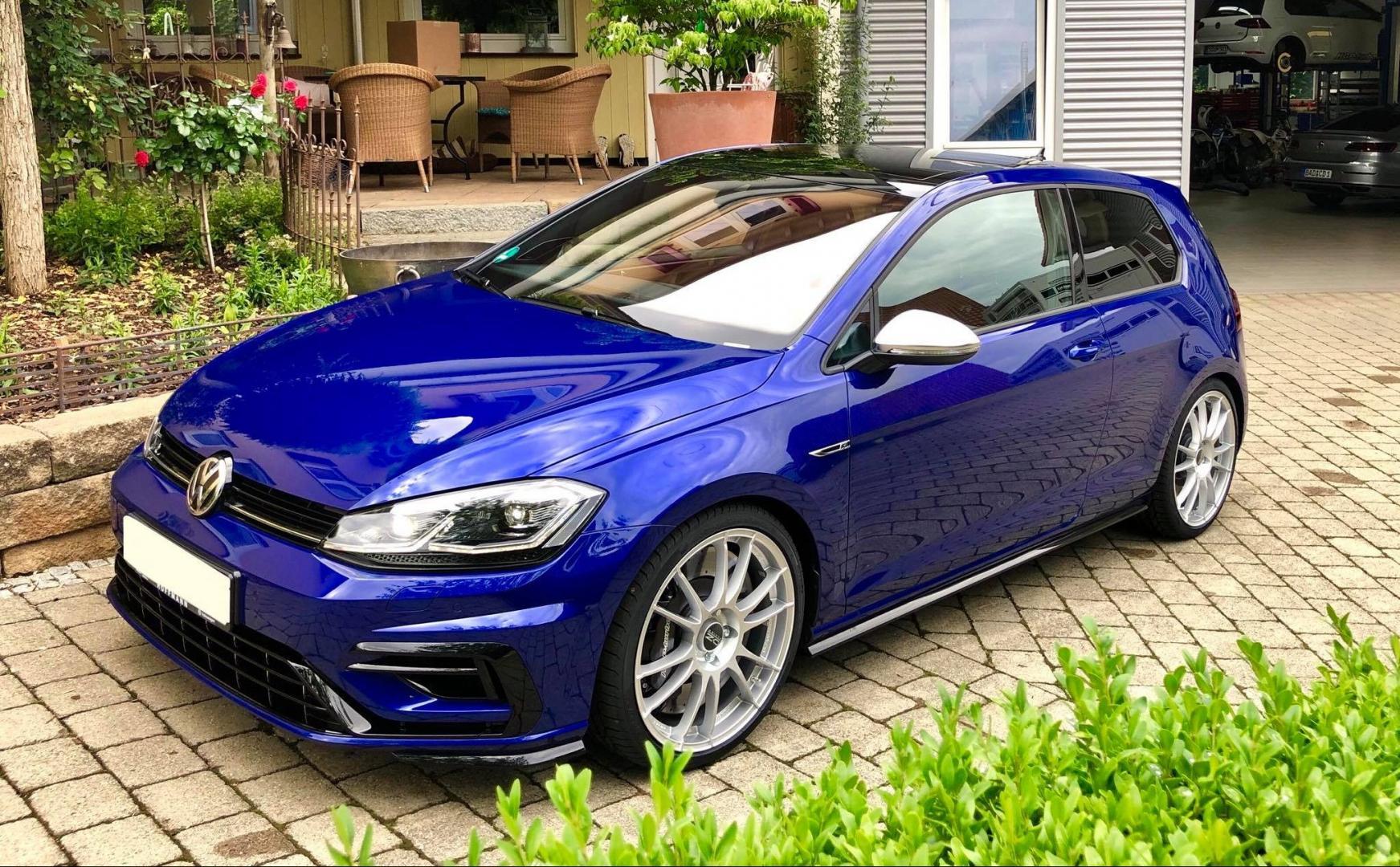 Hgp Volkswagen Golf R Heeft Een V6 Met 740 Pk Topgear
