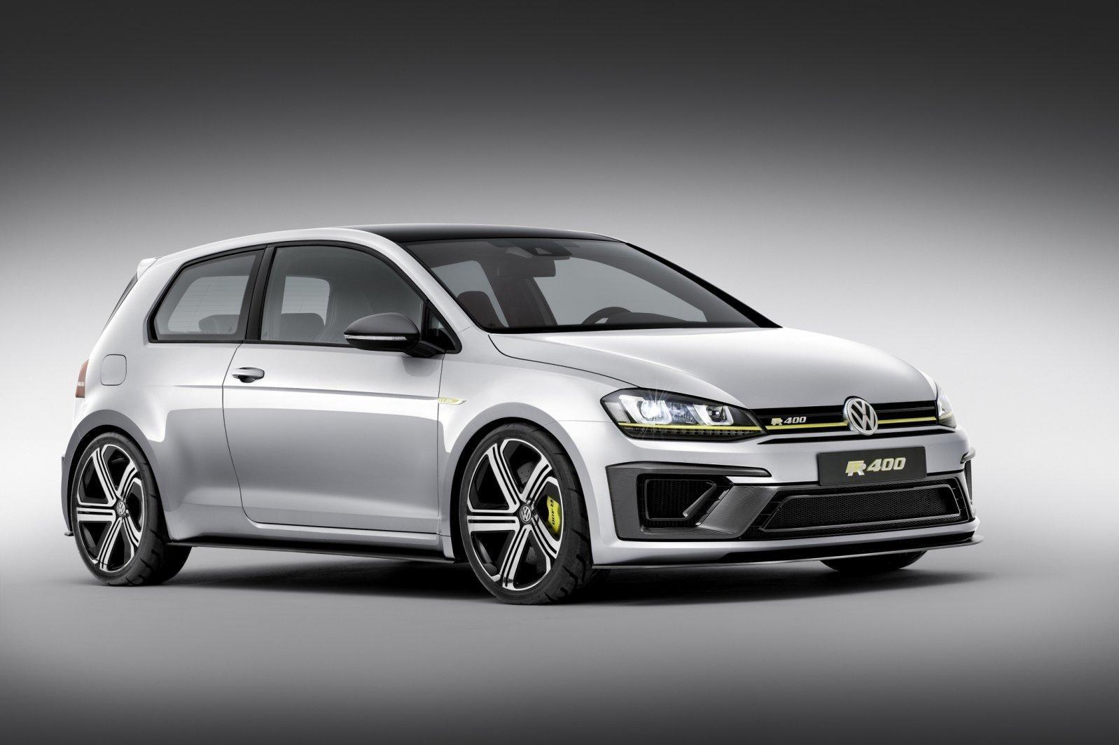 De nieuwe Volkswagen Golf 8 R krijgt ruim 400 pk