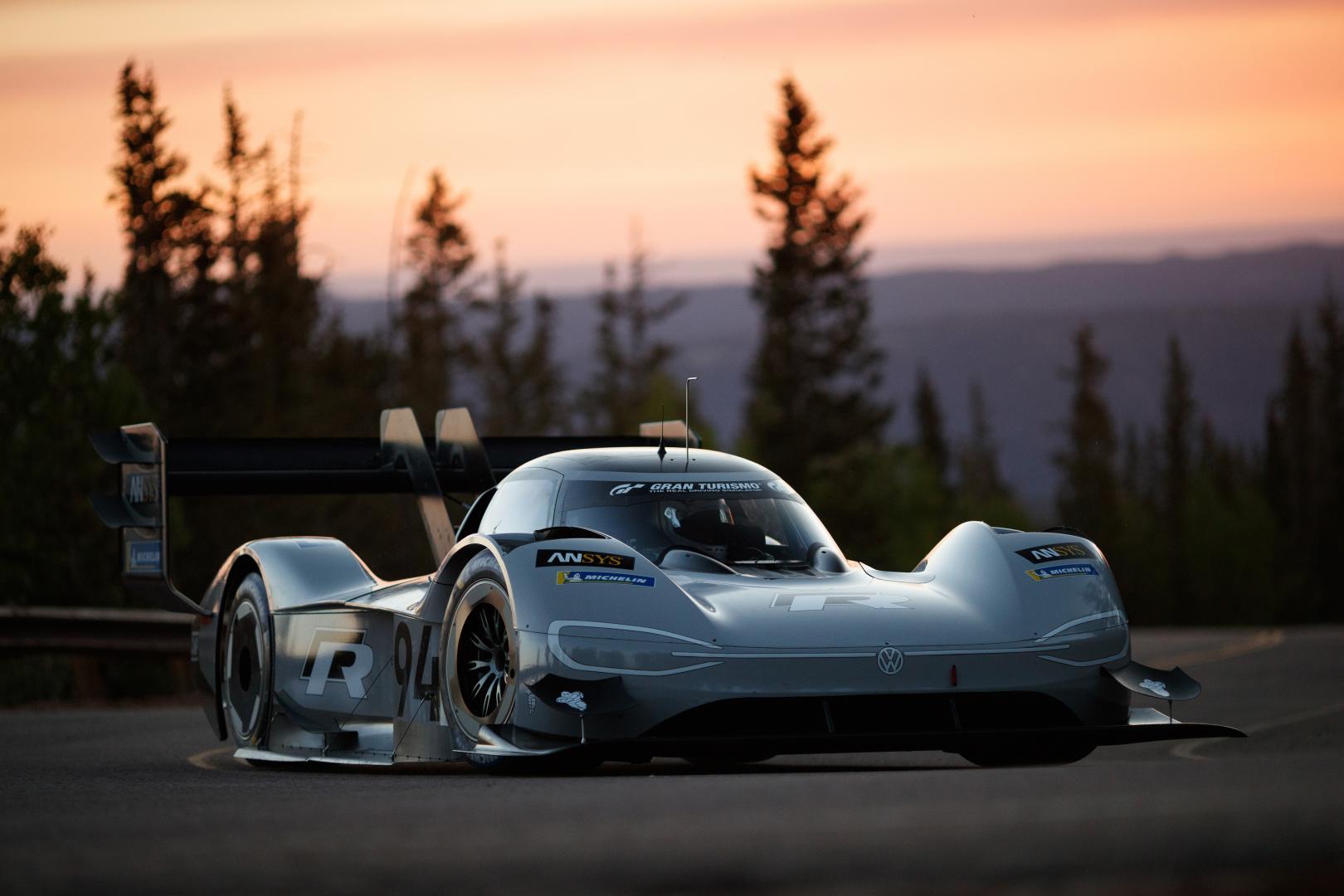 Volkswagen I.D. R de snelste op Pikes Peak ooit?