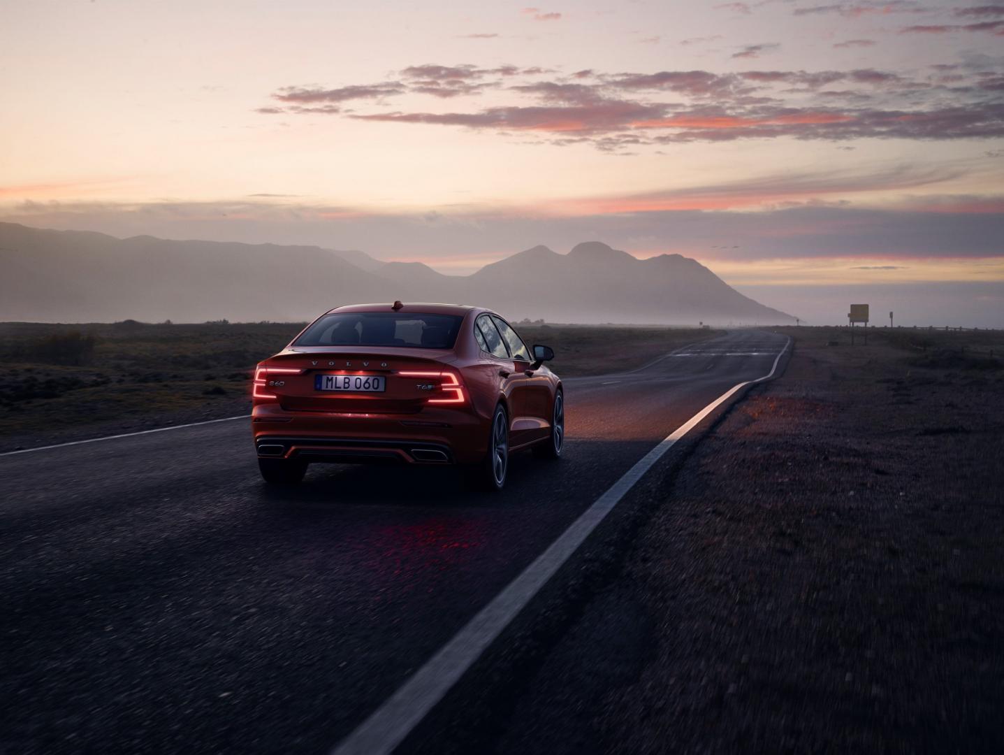 Nieuwe Volvo S60