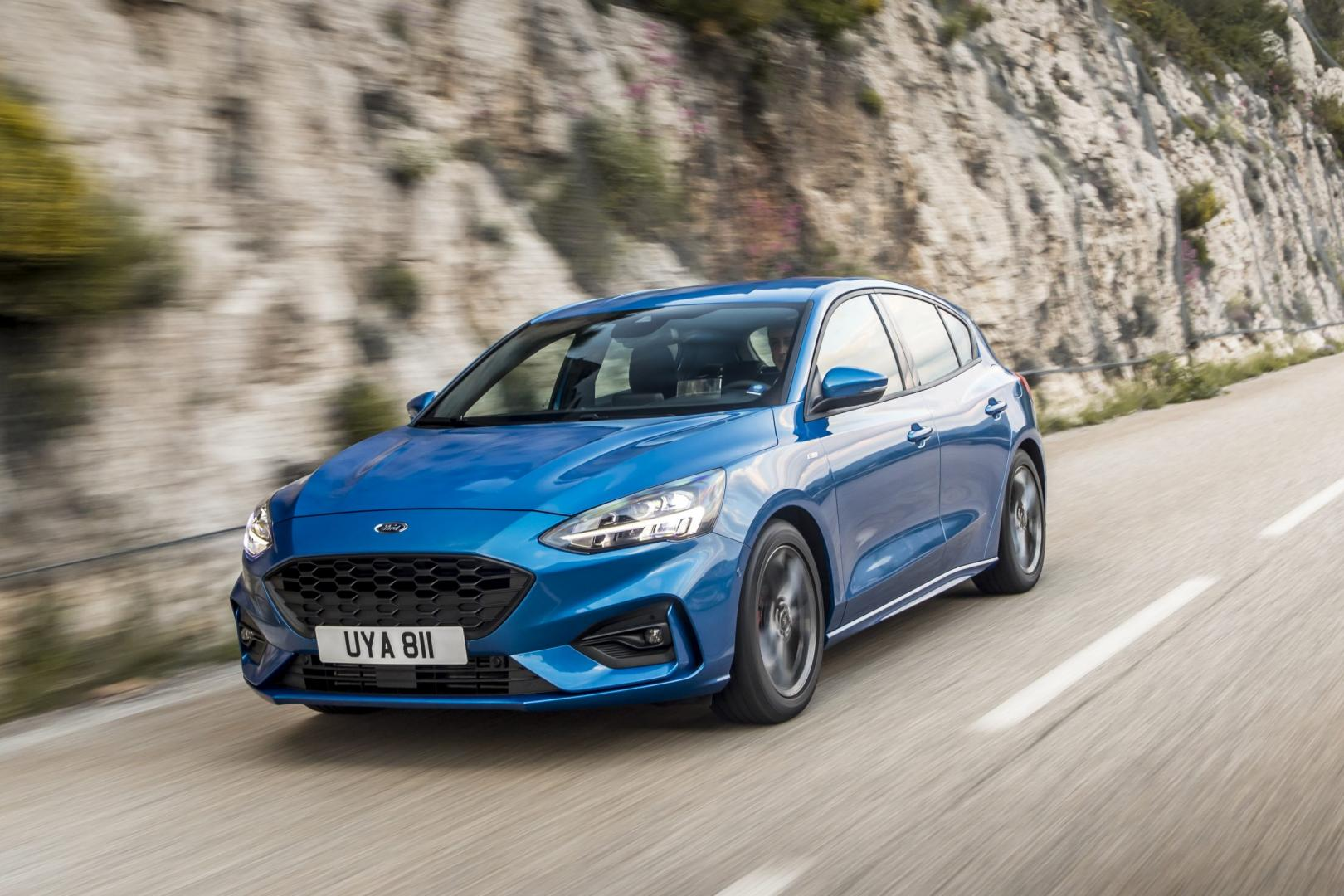 Nieuwe Ford Focus 1.5 EcoBoost ST-Line: 1e rij-indruk